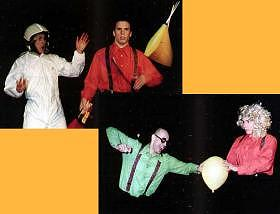 Kinder-Zaubershow, Rob & Bob
